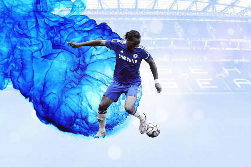 Didier Drogba Wallpaper Chelsea by tcepel Didier Drogba Wallpaper Chelsea  by tcepel