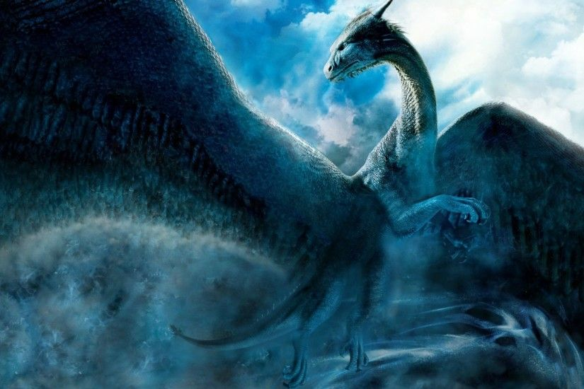 Dragon Wallpapers (blueish, 1080p)