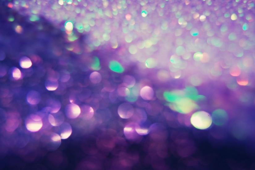 Love Colorful Glitter Desktop Free HD Wallpaper