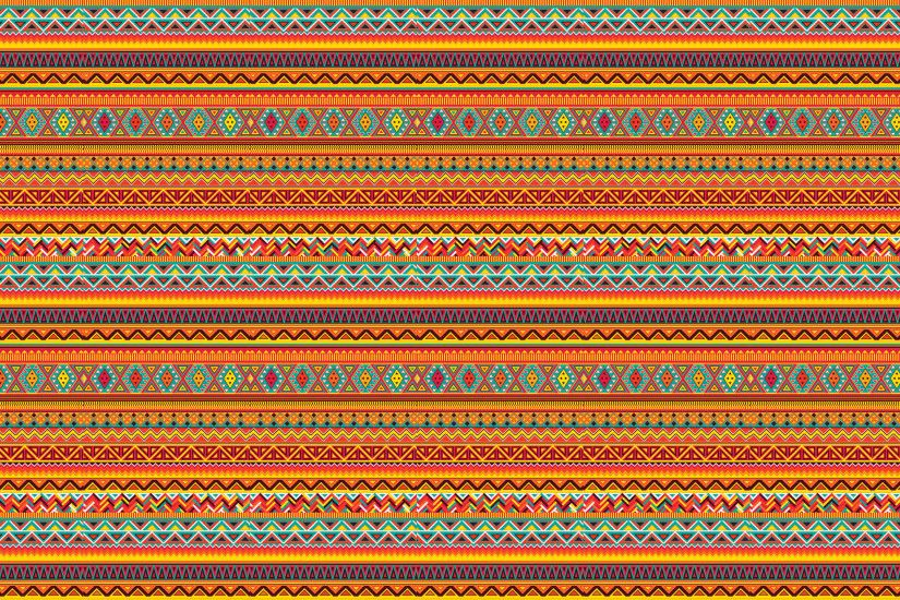 Aztec print computer wallpaper - IBackgrounds.