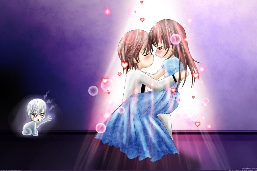 ... cute anime couple wallpaper 70 images ...