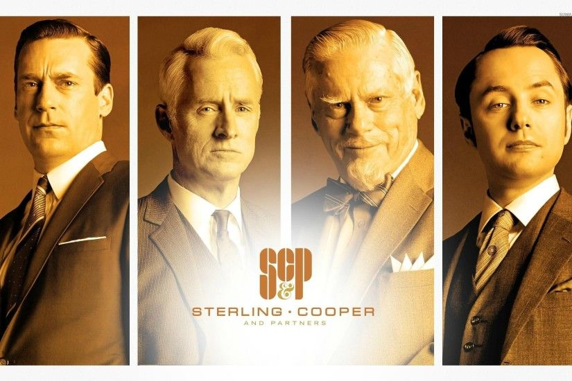 Sterling Cooper and Partners - Mad Men wallpaper