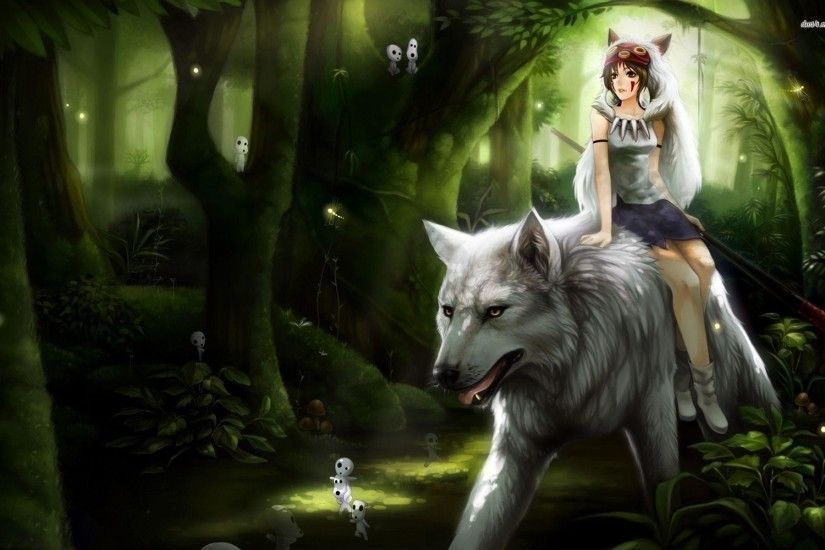 Princess Mononoke Wallpapers - Full HD wallpaper search