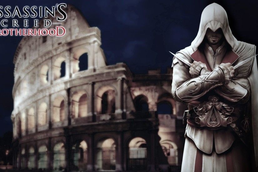 Wallpapers Assassin's Creed Assassin's Creed: Brotherhood
