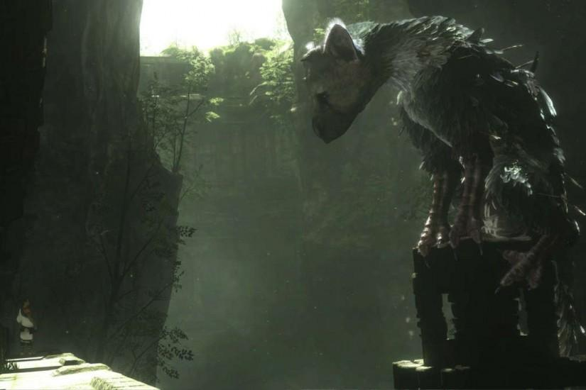 HD Wallpaper | Background ID:684050. 1920x1080 Video Game The Last Guardian