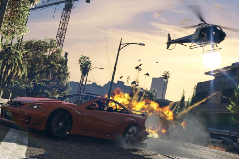 Grand Theft Auto 5 Impressions: Unforgettable Joyride