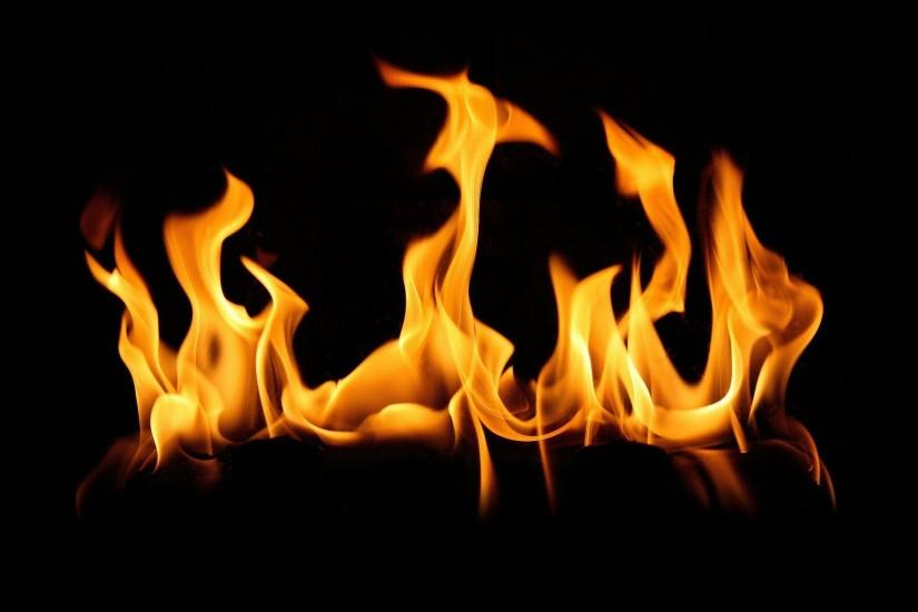 Wallpapers For > Cool Fire Backgrounds Hd