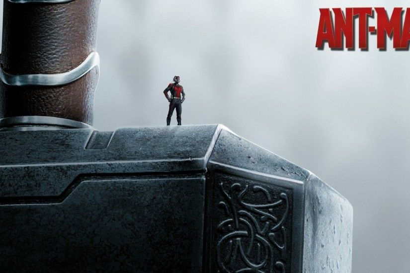 ant man thor hammer images
