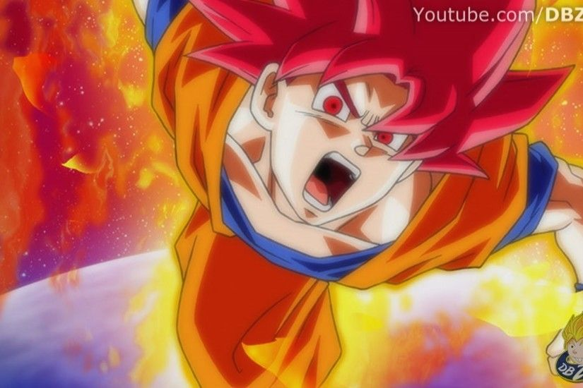 1920x1080 Viewing Gallery For - Dragon Ball Z Goku Super Saiyan God Hd