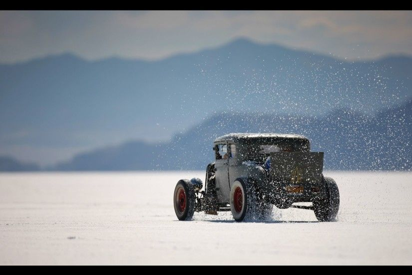 Vehicles - Hot Rod Engine Classic Car Classic Rat Rod Wallpaper