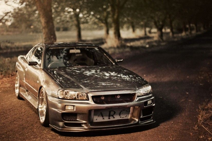 Nissan Skyline R Fast Furious wallpaper Nissan Skyline R HD Wallpapers  Backgrounds Wallpaper 1920x1080