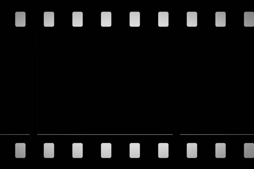 Moving film strip animation (alpha channel) Stock Video Footage -  VideoBlocks