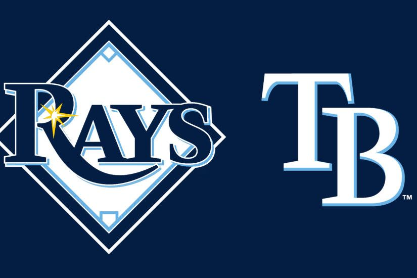 MLB Tampa Bay Rays Logo 1920x1080 wallpaper