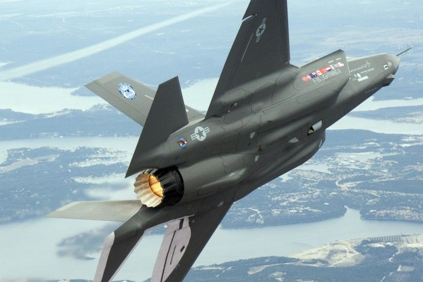 Lockheed Martin F-35 Lightning II wallpapers for iphone