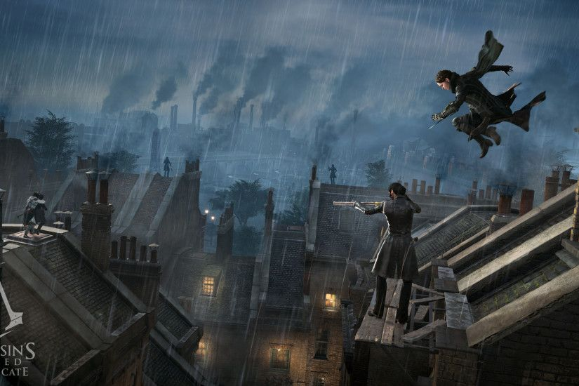 Assassin's Creed Syndicate Wallpaper | Assassins creed wallpaper |  Assassins creed Story | #17