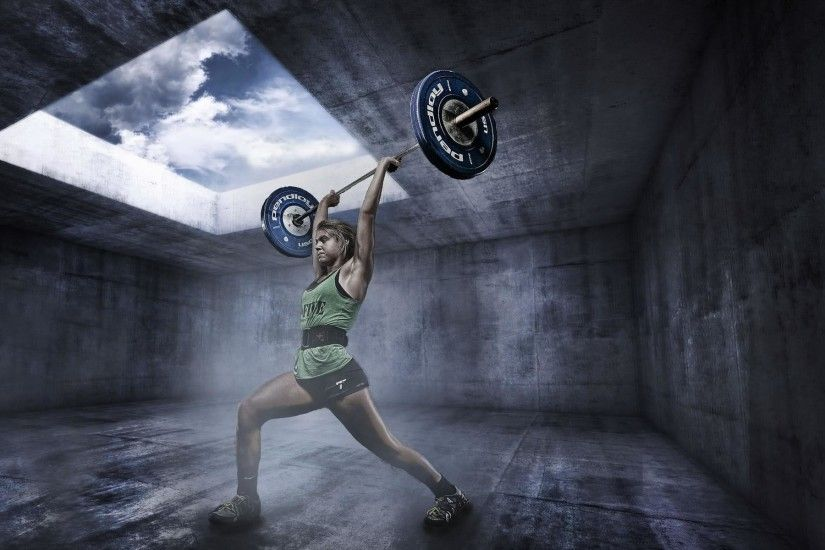 Weightlifting wallpapers for android