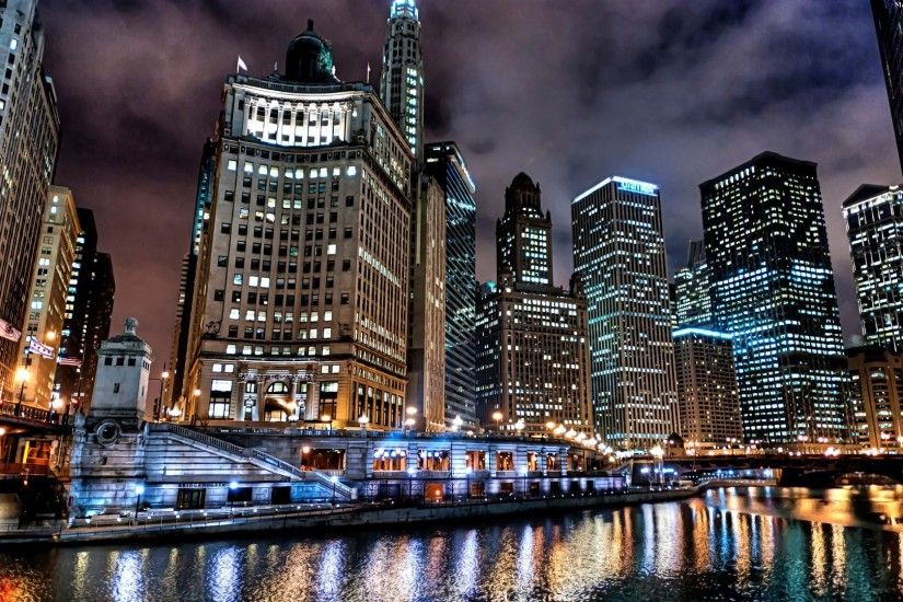 Chicago Wallpaper Hd 1920×1080 Chicago Skyline Wallpapers (48 Wallpapers) |  Adorable Wallpapers