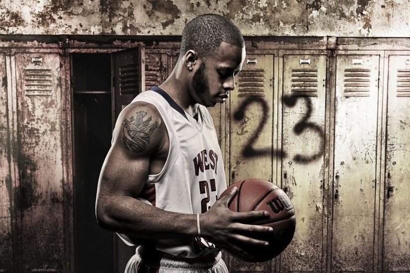 Basketball Terrance Background