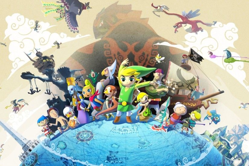 ... legend of zelda hd wallpapers wallpapersafari ...