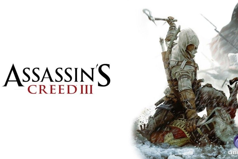 Assassin's Creed 3 Wallpapers in HD