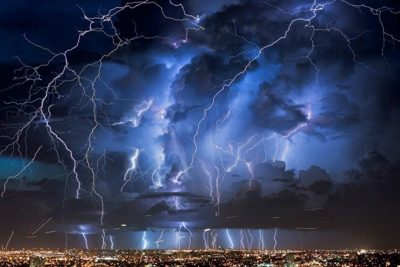 Lightning storm thunder thunderstorm thunderbolt danger dark strike flash  HD wallpaper. Android wallpapers for free.