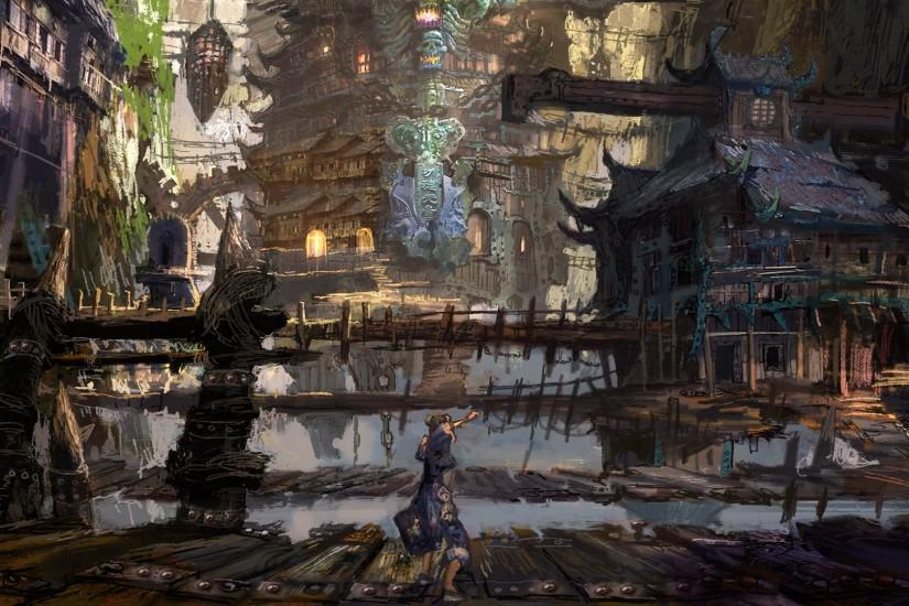 blade and soul wallpaper 1920x1080 computer