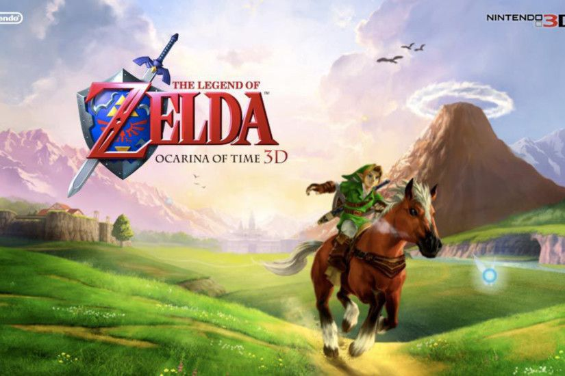 Legend Of Zelda Ocarina Of Time Pictures ...