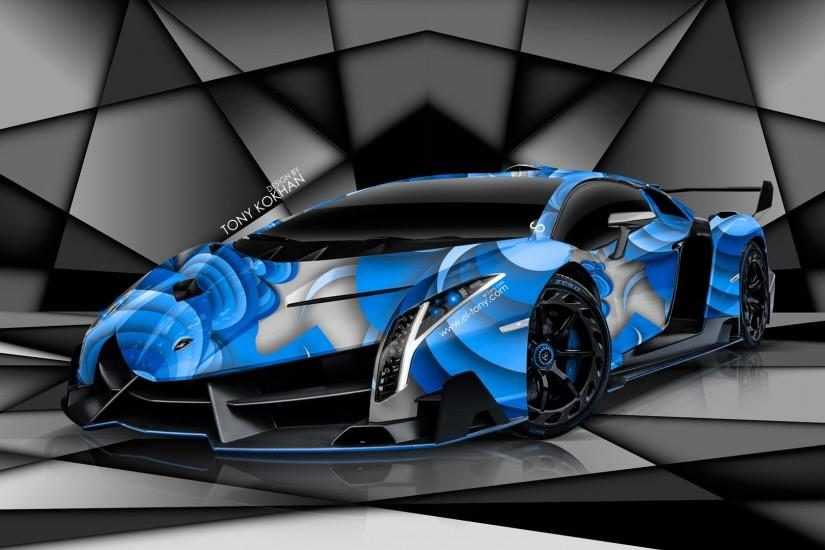 Lamborghini Veneno High Definition Wallpapers