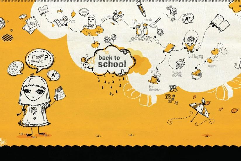 Back to School Exclusive HD Wallpapers #5206