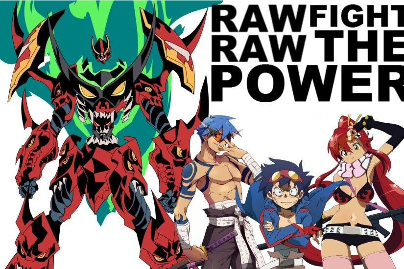 HD Wallpaper | Background ID:541576. 1920x1200 Anime Tengen Toppa Gurren  Lagann