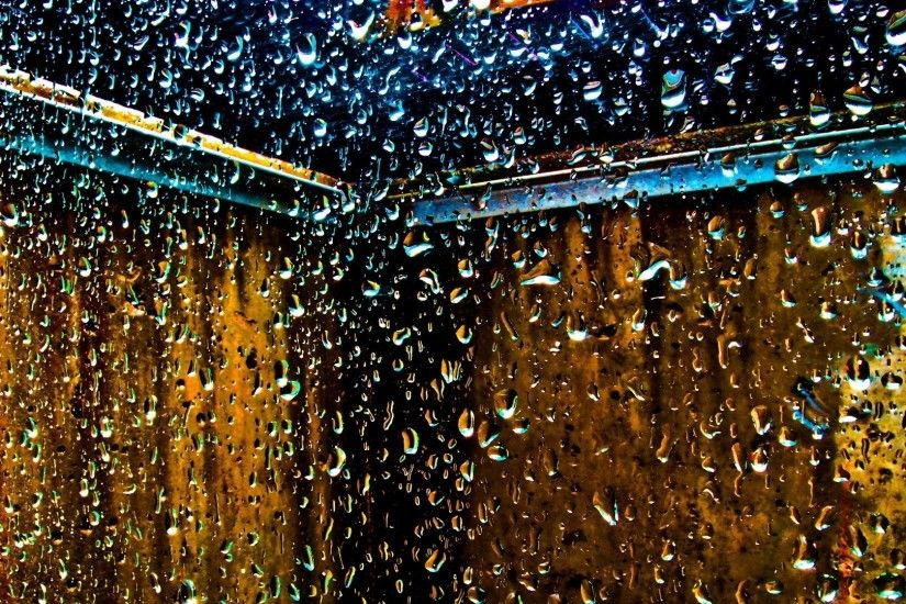 Water droplets window panes glass drop drops wallpaper | 1920x1080 | 85518  | WallpaperUP