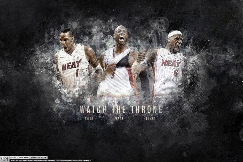 Miami Heat Wallpaper by IshaanMishra Miami Heat Wallpaper by IshaanMishra
