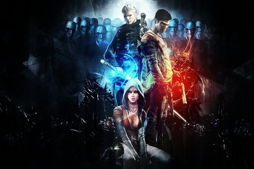 Vergil Yamato Sword Hd Wallpaper: Devil May Cry Backgrounds ·① WallpaperTag