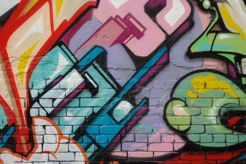 Graffiti Backgrounds 18389