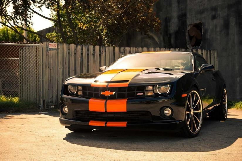 Chevrolet Camaro SS Car Wallpapers | HD Wallpapers