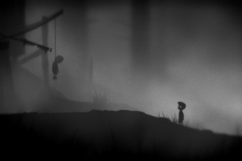 Limbo, Sad, Monochrome, Death, Video Games Wallpapers HD / Desktop and  Mobile Backgrounds