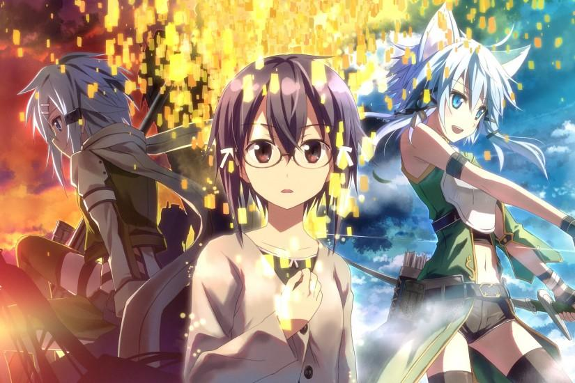 top sinon wallpaper 2560x1600