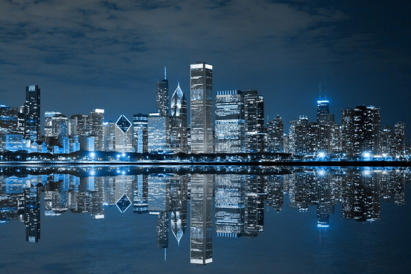 HD Wallpaper | Background ID:437679. 2560x1600 Man Made Chicago