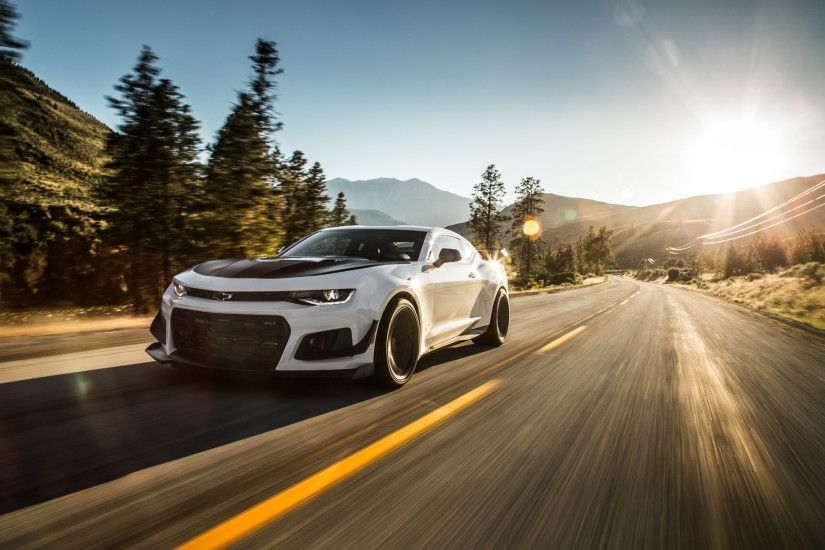2018 Chevy Camaro Zl1 1le View Drive