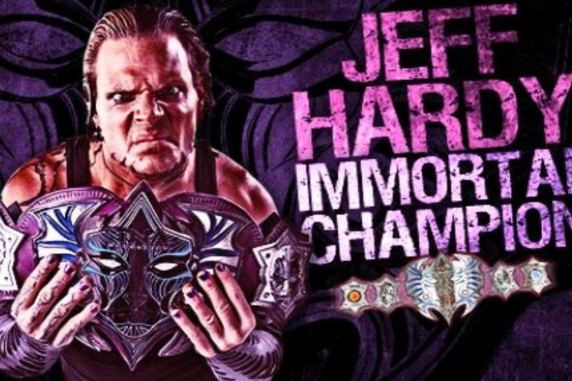 WWE Jeff Hardy Logo Wallpaper _ www.unchained-wwe.com by Unchained .