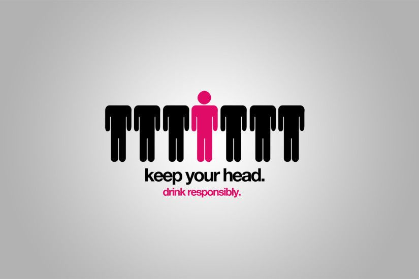 Keep Your Head Quotes Wallpaper Funny Wallpaper