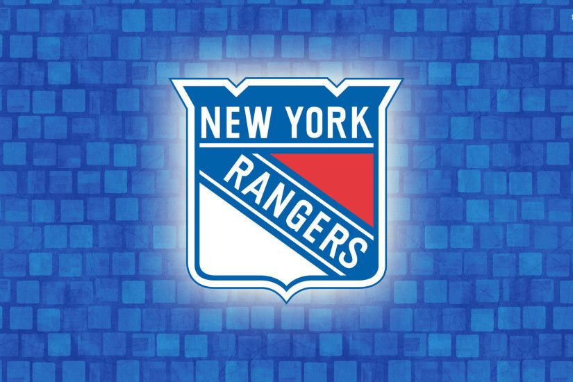 New York Rangers - NHL Team Wallpaper