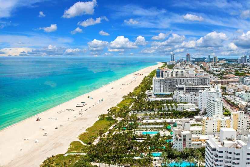 South Beach Miami Florida 4K Wallpapers | Free 4K Wallpaper