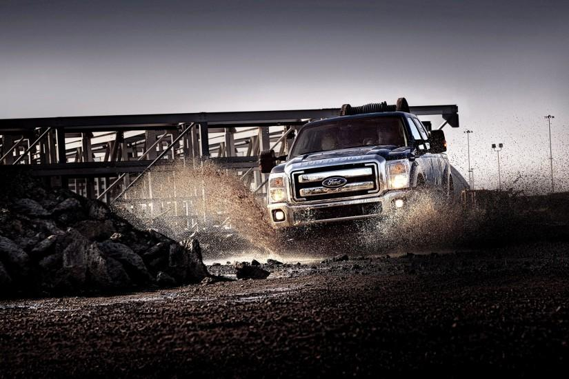 Ford Truck HD Images.