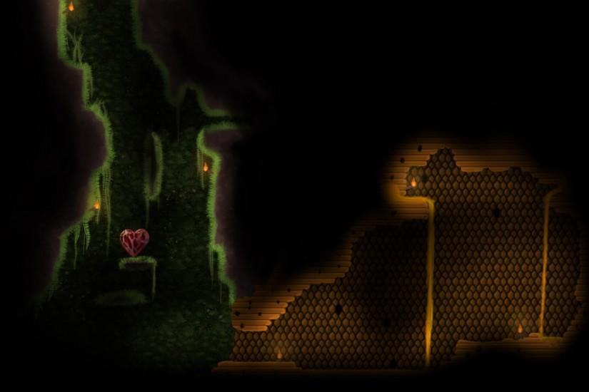 large terraria background 1920x1200