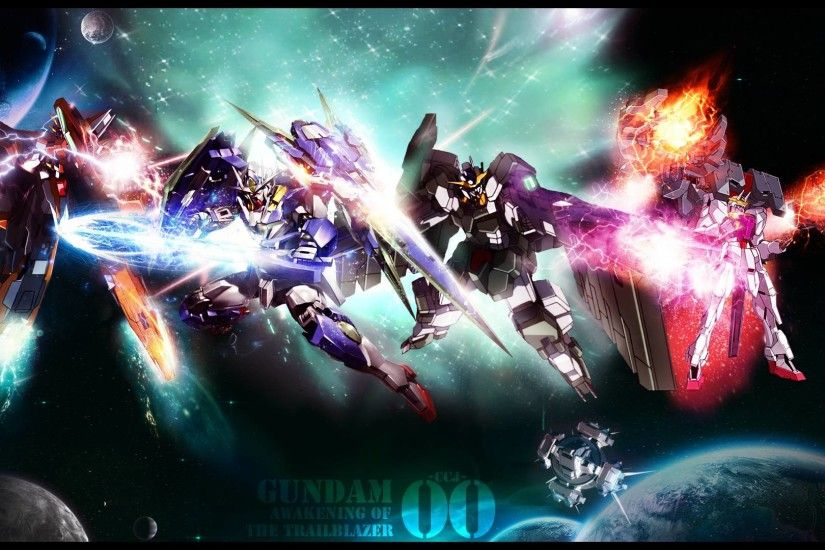 Mobile Suit Gundam 00 2 Wallpaper