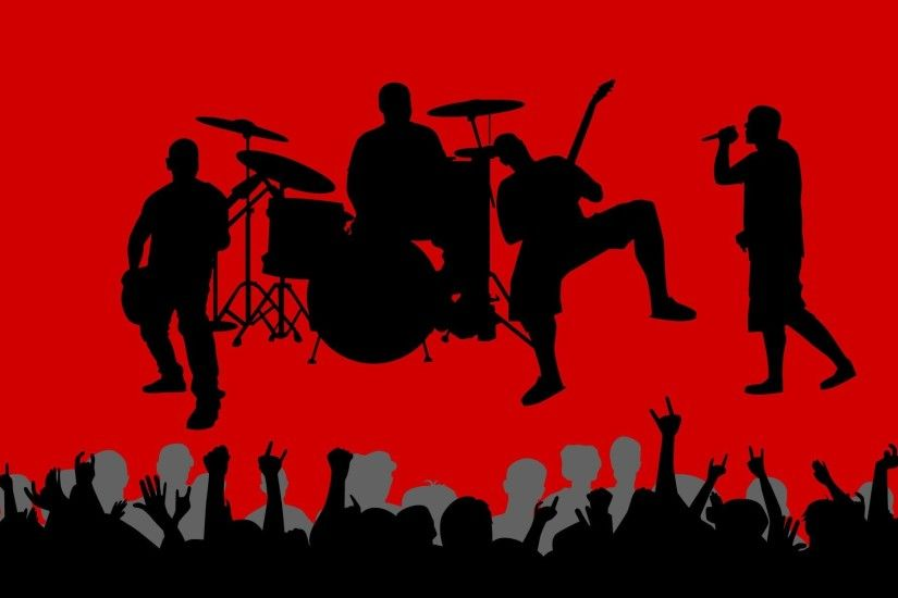 Music Band Wallpapers - WallpaperSafari Band Wallpapers - WallpaperSafari  ...