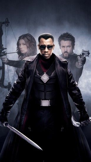 "Wallpaper for ""Blade: Trinity"" ..."