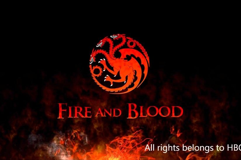 House Targaryen Wallpaper HD - Best Wallpaper HD