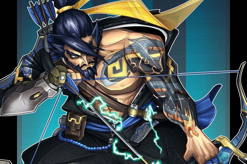 ... hanzo 4 ps4wallpapers com ...